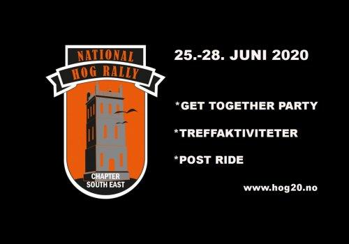 Norwegian National Rally 2020